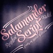 Salamander Script