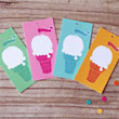 Printable Ice Cream Tags