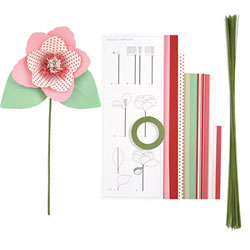 Candy Shop Magnolia Paper Flower Kit