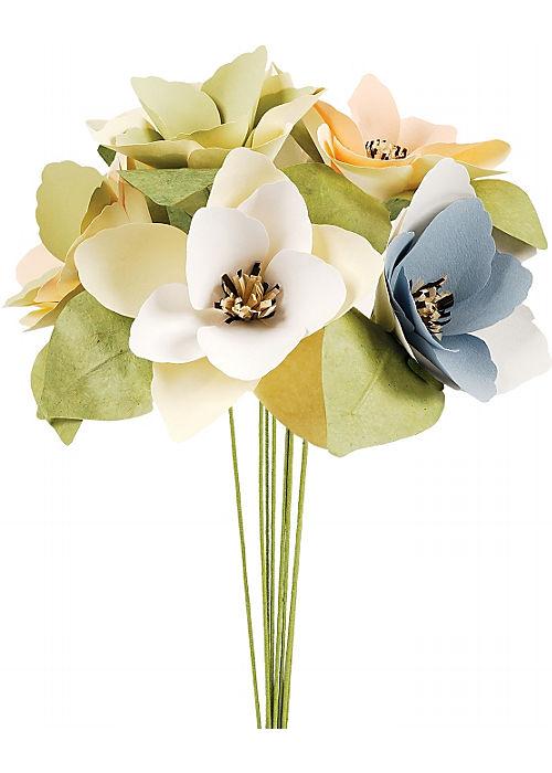 Classic Magnolia Paper Flower Kit - Paper Crave