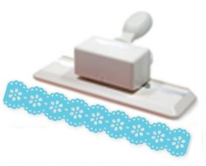 Martha Stewart Doily Lace Trim Paper Punch
