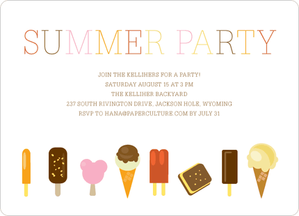 78 best images about Beach Party – Summer Party Invite
