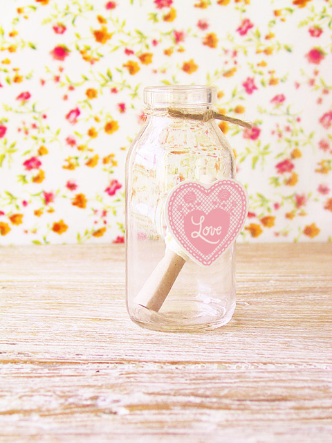 DIY Wedding Love Notes