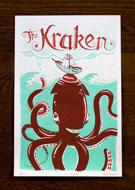 Family Tree Monster Friends Kraken