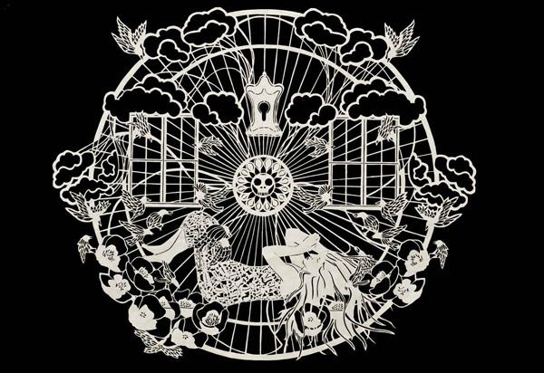 Lorraine Nam Paper Cut Art