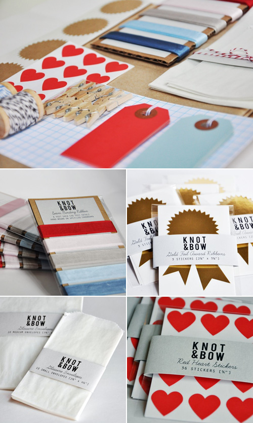 Knot & Bow Gift Wrapping Shop
