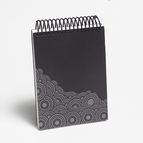 Fly Wheel Press Letterpress Notebook