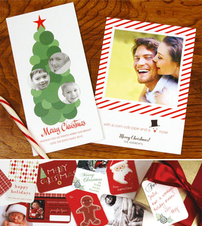 Holiday Card Giveaway