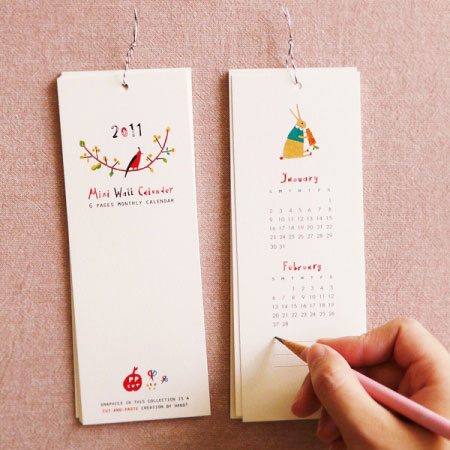 Furze Chan 2011 Calendar