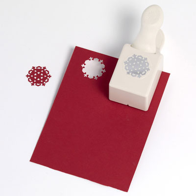 Martha Stewart Nordic Snowflake Double Punch