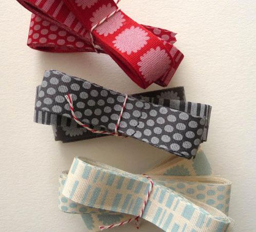 Angela Liguori Pikku Cotton Ribbon