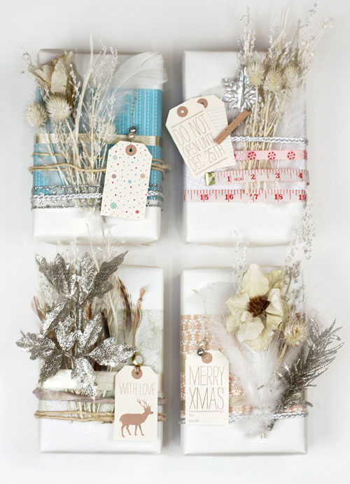 Printable Holiday Gift Tags Love vs. Design