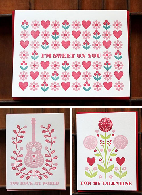 Dutch Door Press Valentine's Day Cards