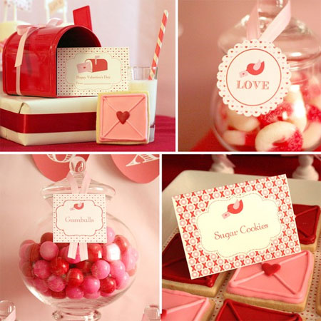 Green Apple Paperie Valentine Party Printables