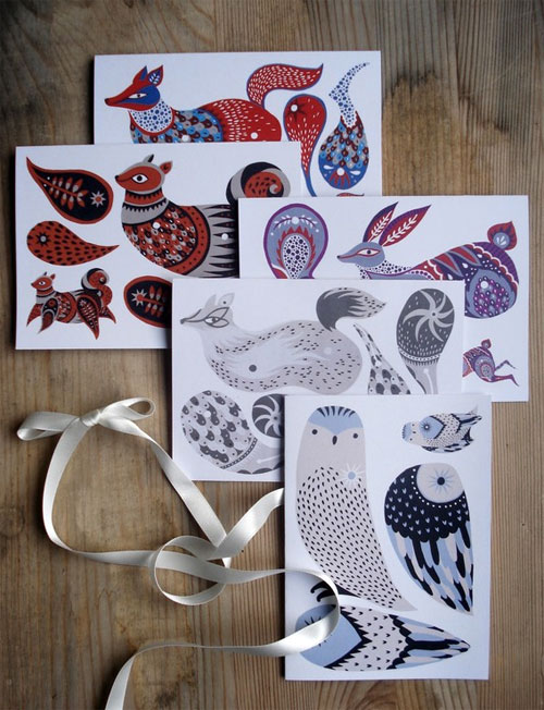 Make Your Own Animal Cards