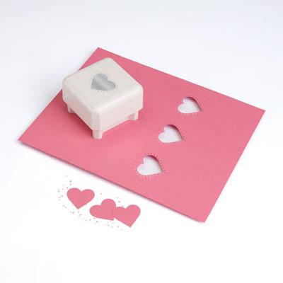 Martha Stewart Studded Heart Paper Punch