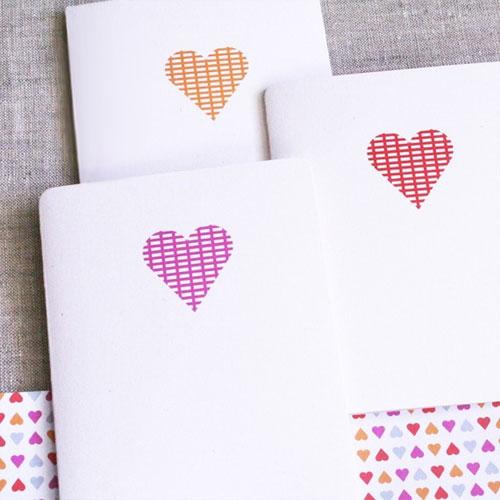 Printable Valentine's Day Stationery