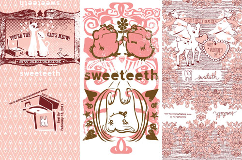 Sweeteeth Chocolate Packaging