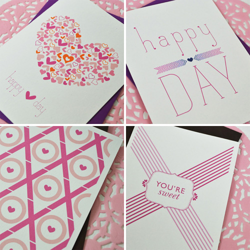 Avie Designs Valentine's Day Cards