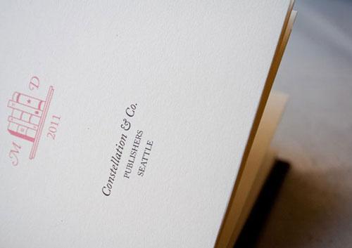 Constellation & Co. Wedding Invitations