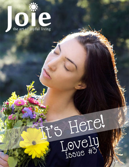 Joie Magazine Issue 5