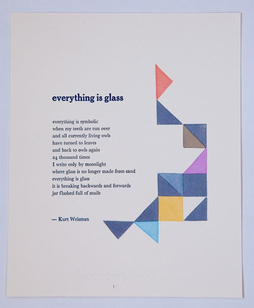Kurt Weisman Everything's Glass