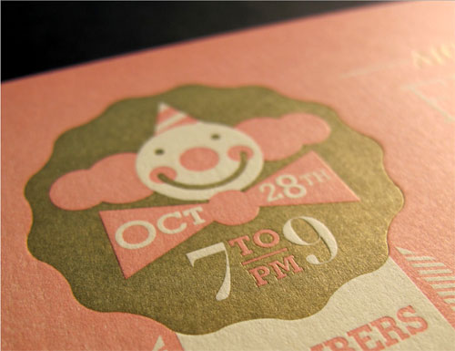 Letterpress Registration