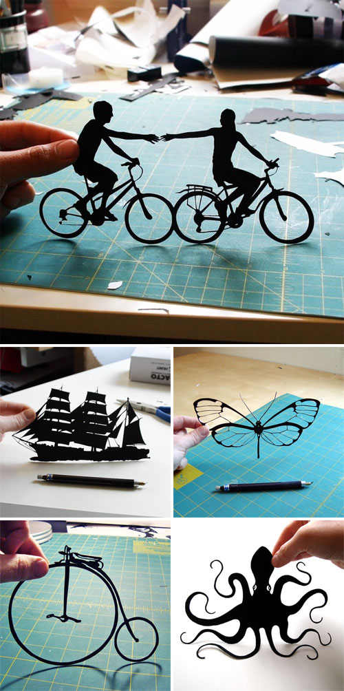 Papercuts by Joe