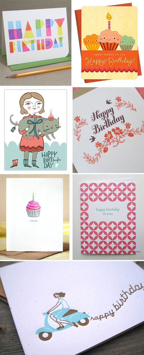Super Cool Birthday Cards