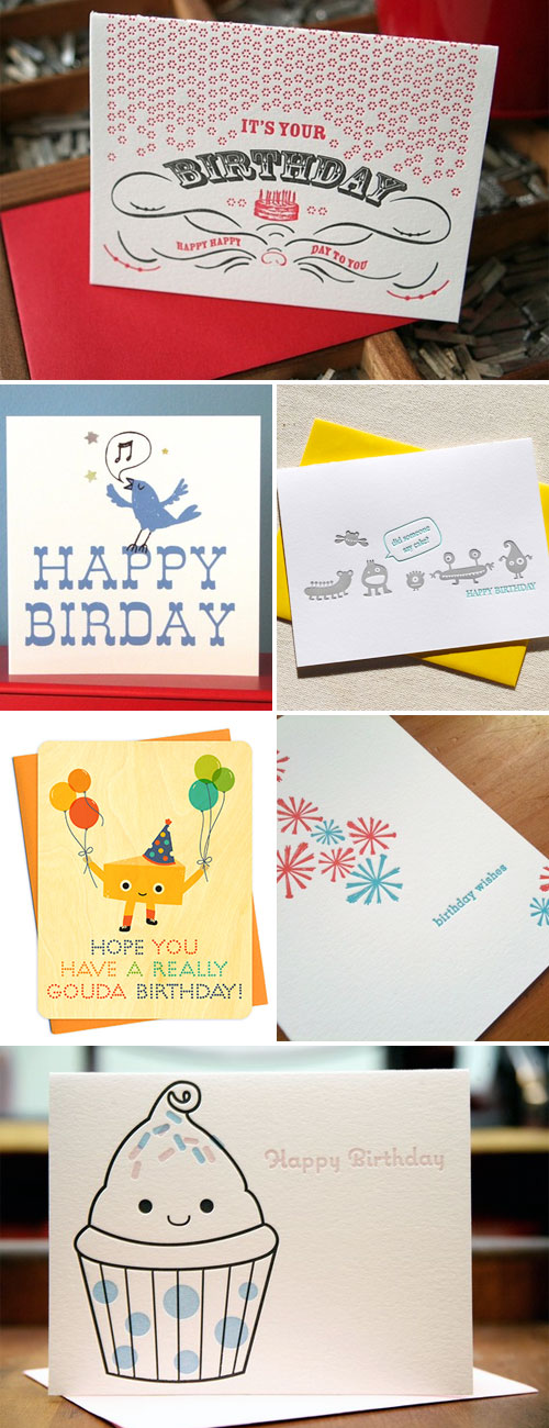 Fun Birthday Cards
