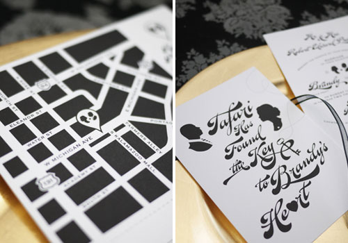 Design With Chon Wedding Invites