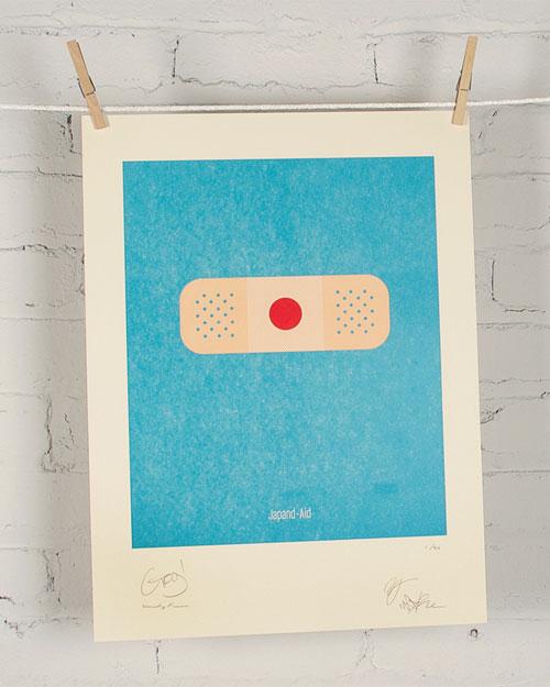 Japand-aid Print