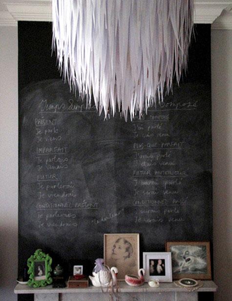 DIY Modern Paper Lamp
