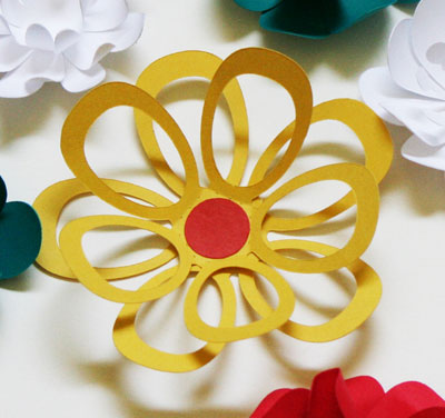 Paper Flowers by Patricia Zapata
