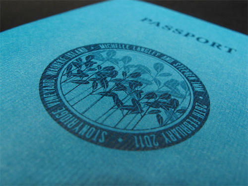Mangrove Seal Invitations