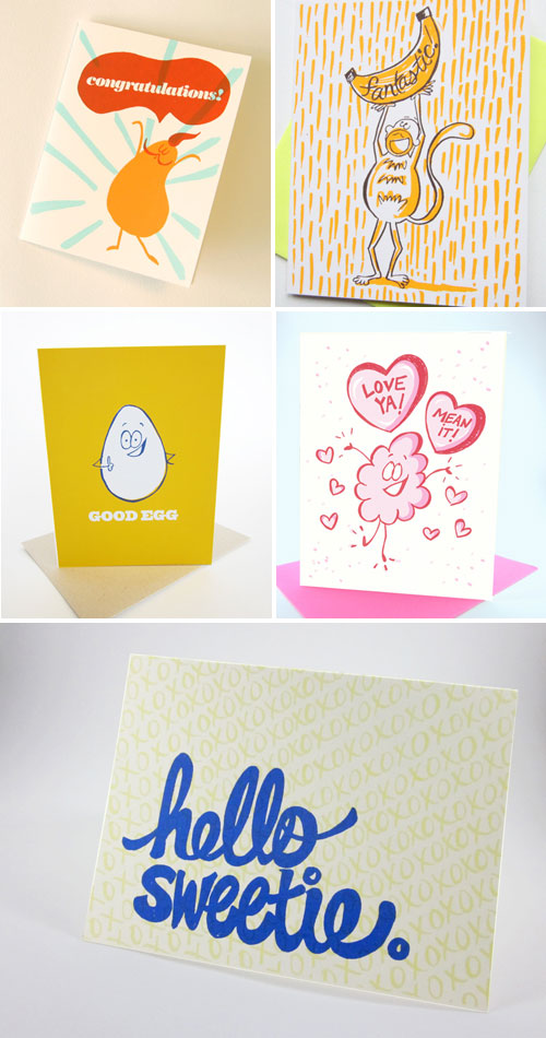 Fun and Cheeky Greeting Cards