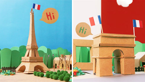 Cardboard France