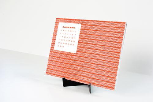 Up Up Creative Desk Calendar