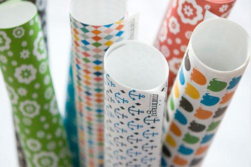 Minimega Recycled Gift Wrap