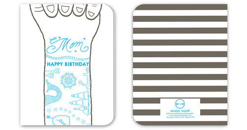 Happy Birthday Mother Card