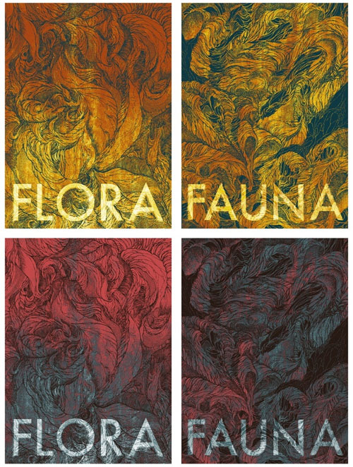 Flora and Fauna Art Prints