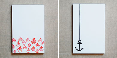 Linda & Harriett Notepads
