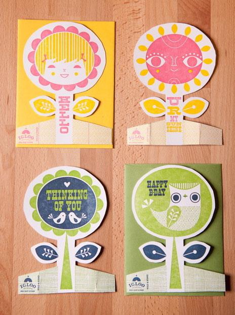 Suzy Ultman Stand-Up Cards
