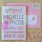 hello-lucky-pink-gray-wedding