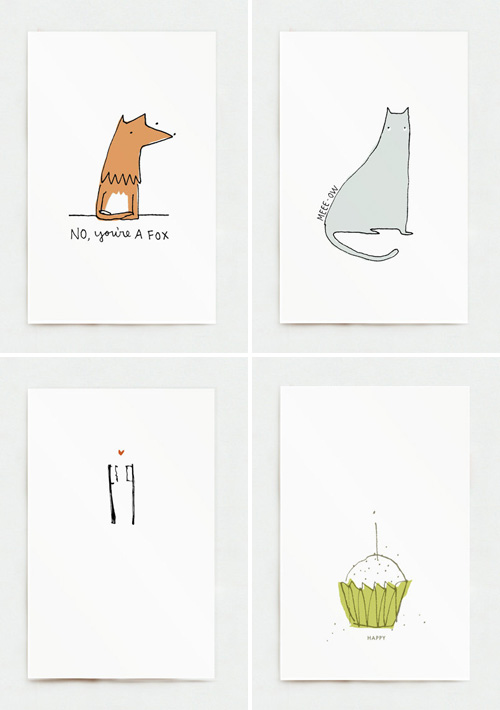 Kathryn Whyte Greeting Cards