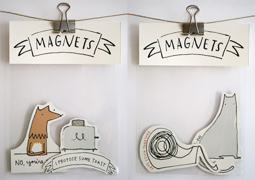 Kathryn Whyte Magnets