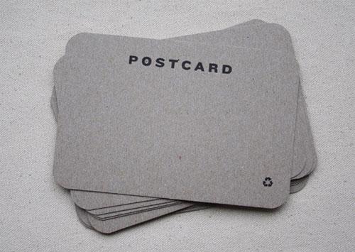 Letterpress Postcards
