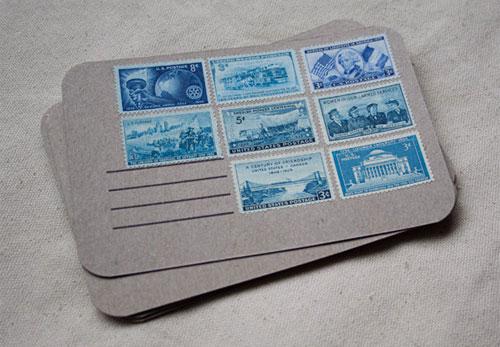 Constellation & Co. Postcards