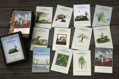 Gardener's Bookplates