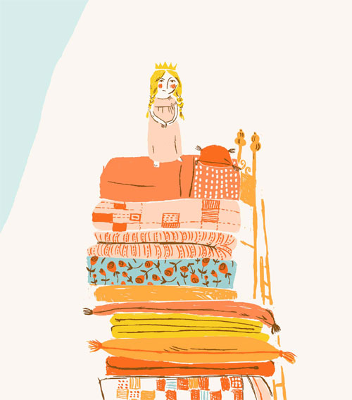 Cranky Princess Art Prints